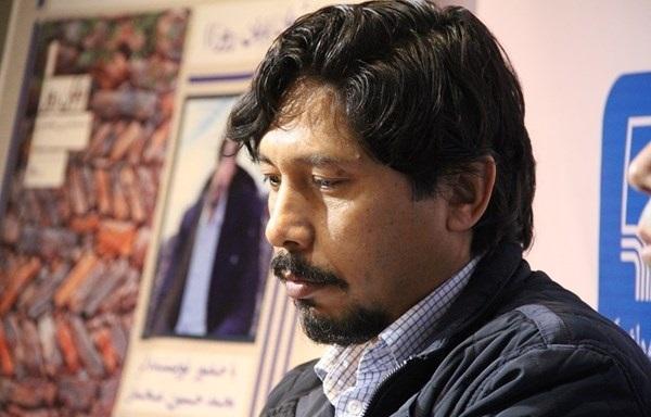 محمدحسین محمدی، نویسنده افغان