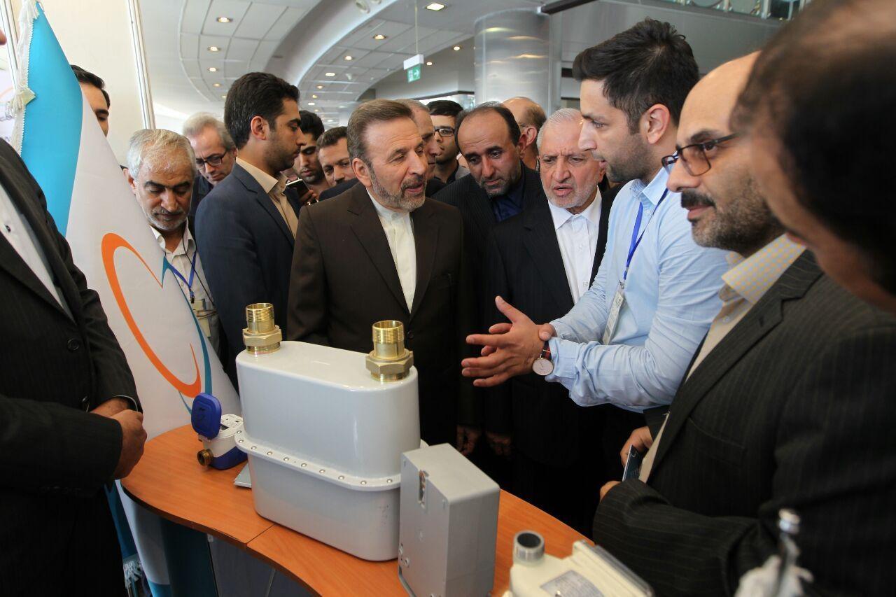 محمود واعظی، وزیر ارتباطات و فناوری اطلاعات نیزدر حاشیهی دوازدهمین کنگرهی پستی آسیا و اقیانوسیه