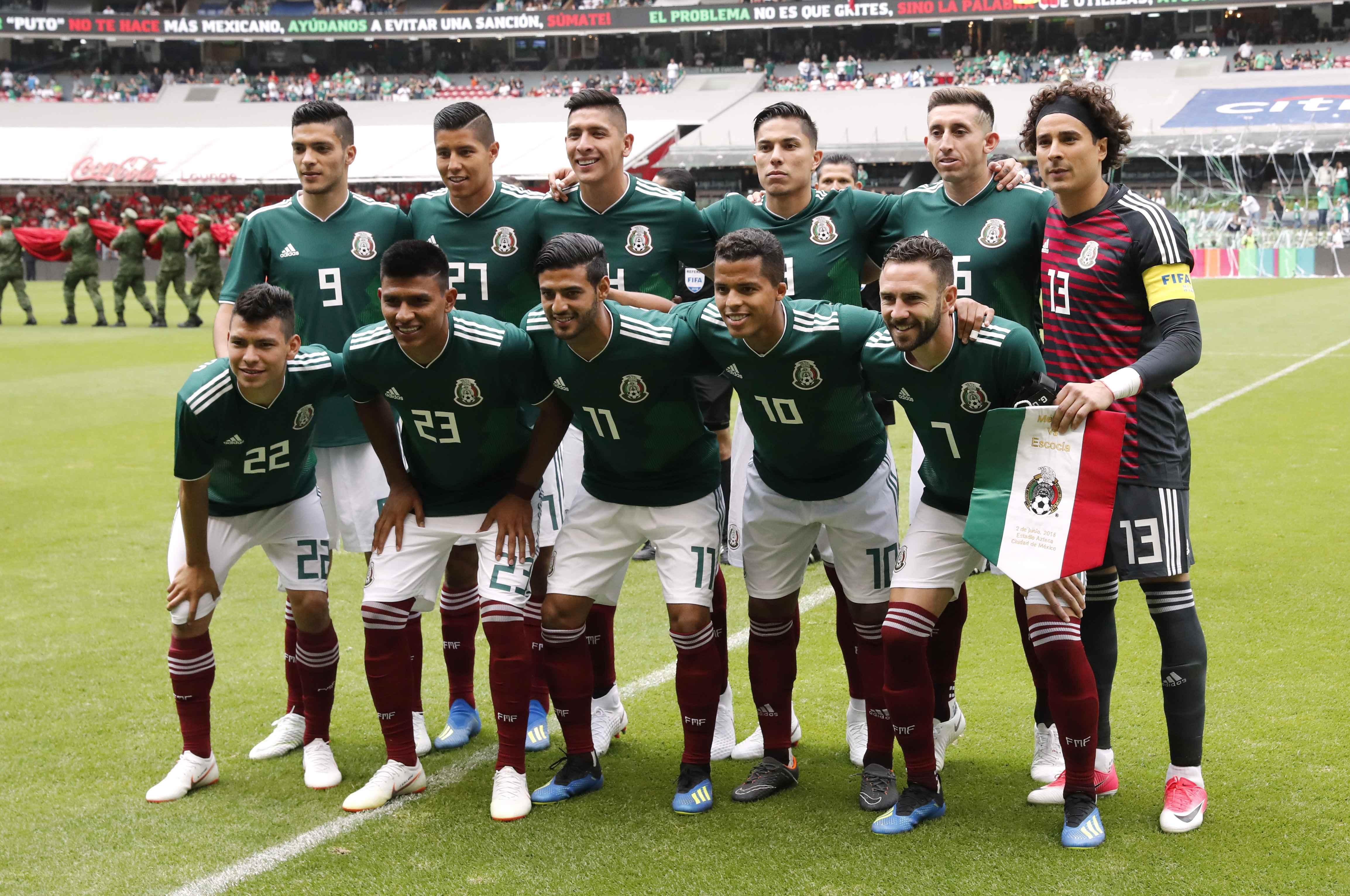 تیم ملی مکزیک   ایران اینترنشنال