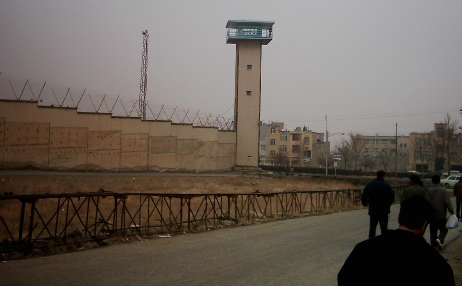 زندان رجایی شهر