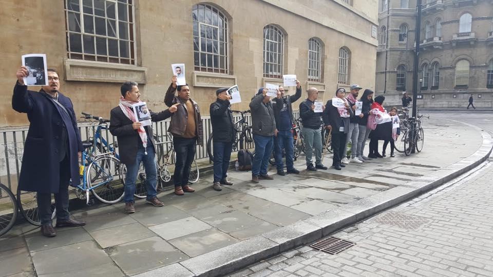 اعتراض فعالان عرب ایرانی به بیبیسی فارسی