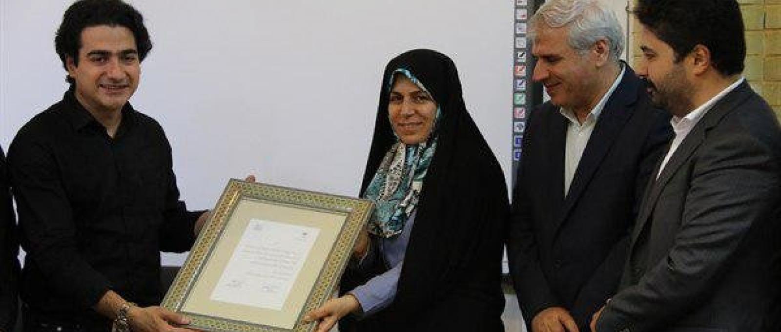 لوح ثبت ملی دعای مشهور به «ربّنا» با اجرای محمدرضا شجریان