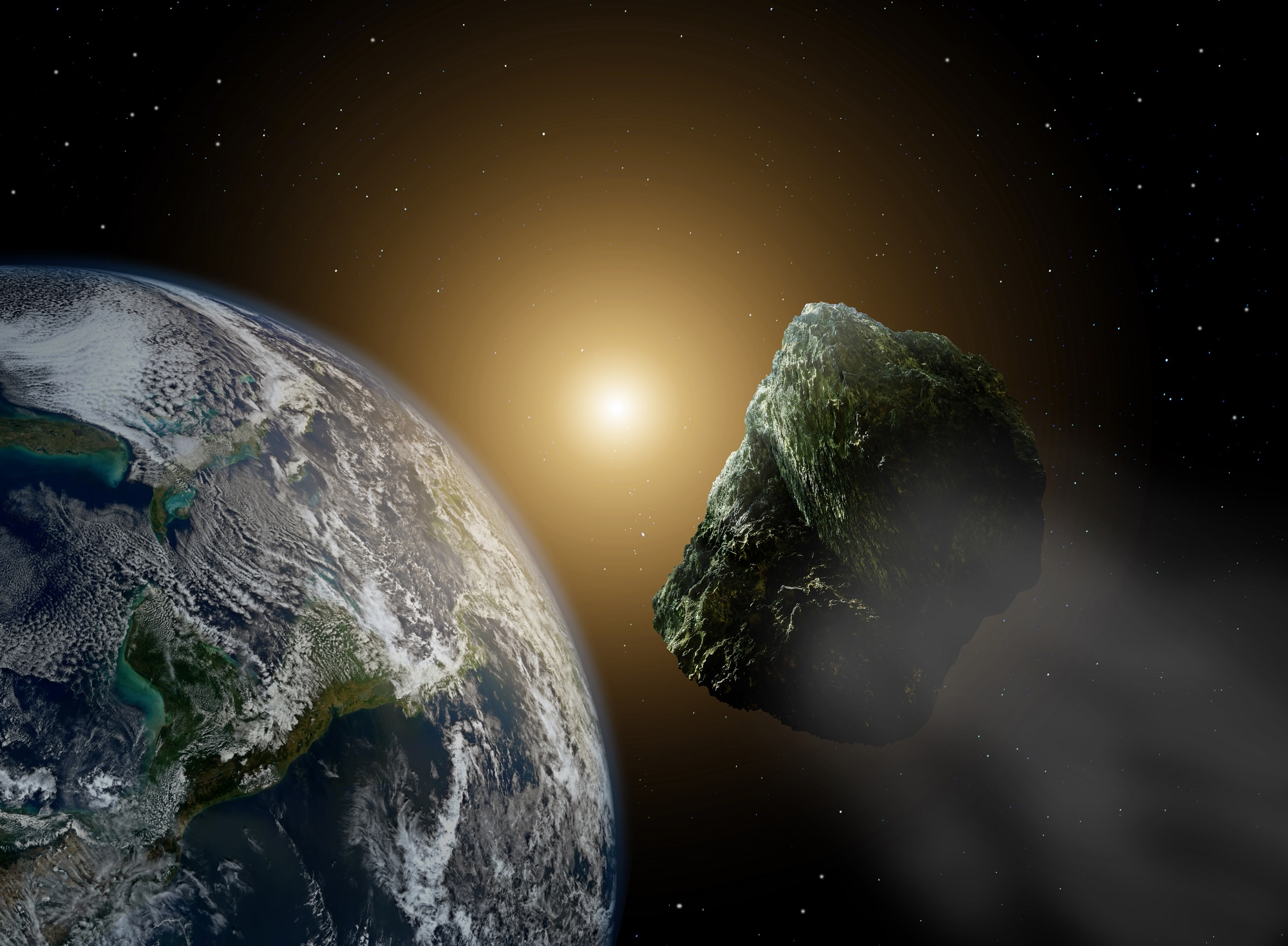 asteroid near earth today - HD1978×1200