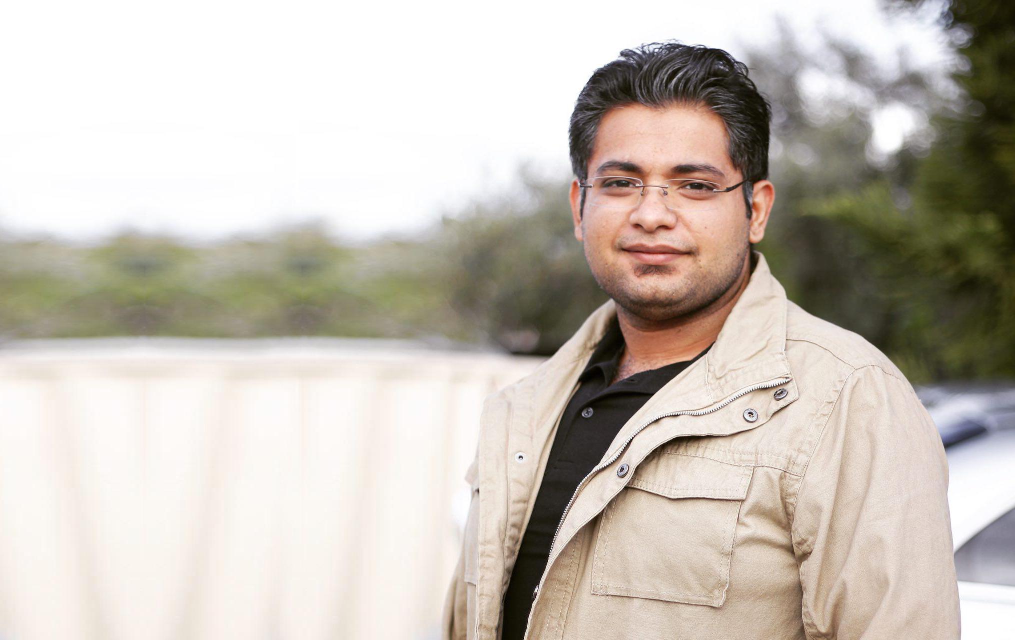فرهاد نوری، یکی از مدیران وبسایت مجذوبان نور، پایگاه خبری دراویش گنابادی