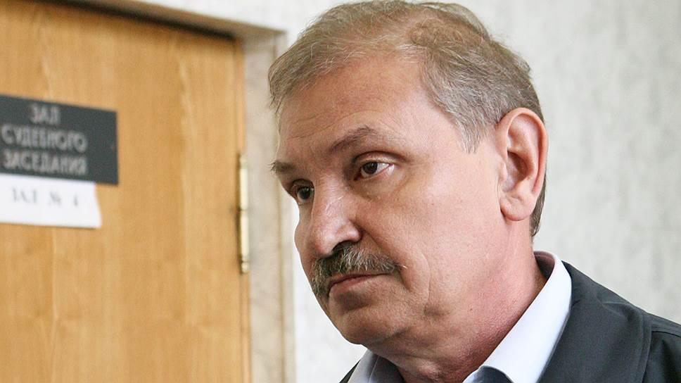 نیکولا گلوشکوف، تاجر  ۶۹ ساله روسی