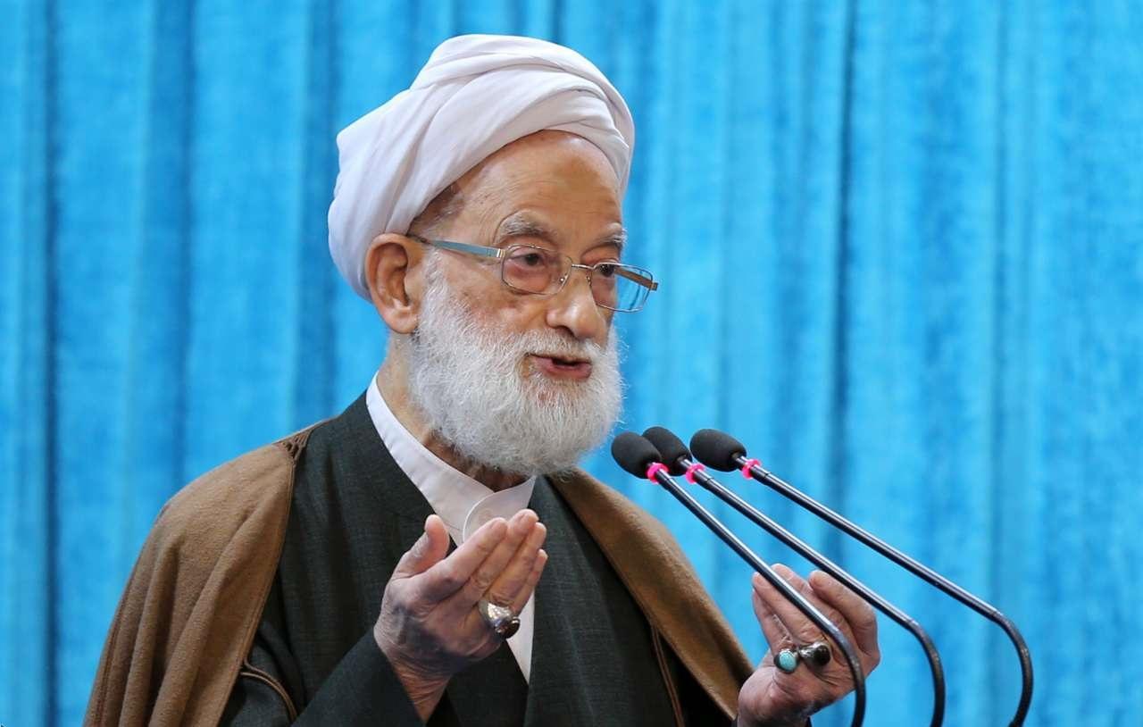 محمد امامی کاشانی، امام جمعه موقت تهران