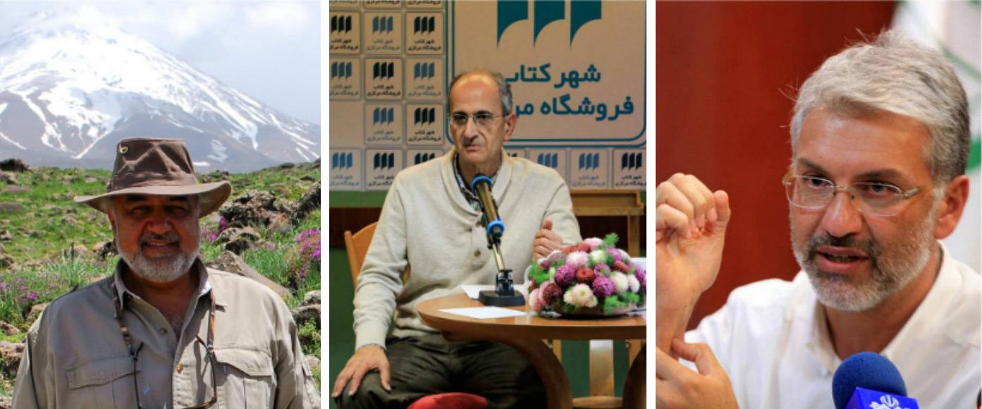 فعالان محیط زیستی که به اتهام امنیتی بازداشت شدهاند