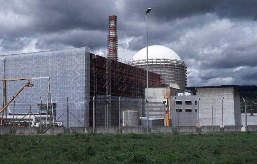 Iran's nuclear reactor in Bushehr. FILE PHOTO