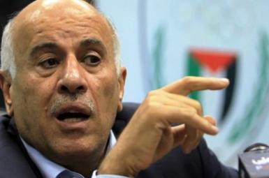 جبریل رجوب، رئیس فدراسیون فوتبال فلسطین