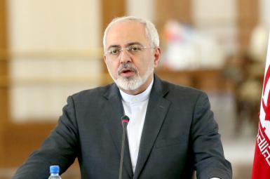 محمدجواد ظریف، وزیر امور خارجه جمهوری اسلامی،