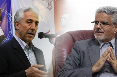 محمود صادقی و منصور غلامی