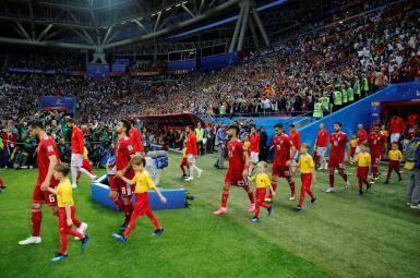 تیم ملی فوتبال ایران در برابر اسپانیا