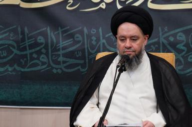 حسین شیرازی، روحانی منتقد حکومت