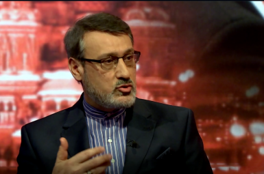 حمید بعیدینژاد، سفیر ایران در بریتانیا