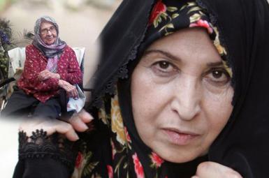 احترام نوابصفوی، مادر زهرا رهنورد