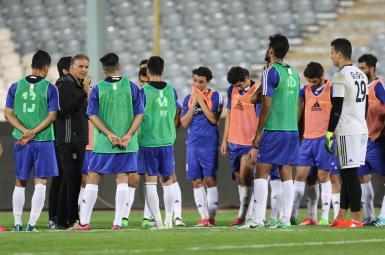 اسامی تیم ملی فوتبال ایران برای اردوی تدارکاتی اتریش اعلام شد