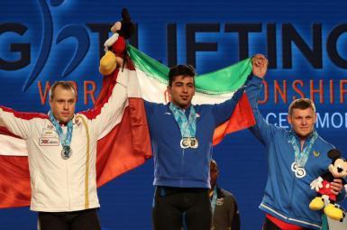 تیم ملی وزنهبرداری ایران