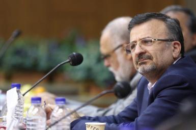 محمدرضا داورزنی، معاون ورزش قهرمانی وزارت ورزش و جوانان ایران