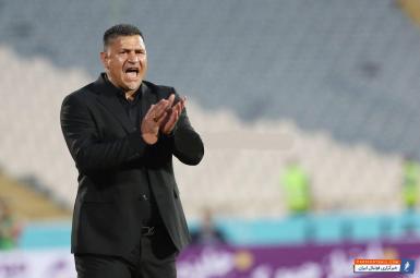 علی دایی، کاپیتان و سرمربی سابق تیم ملی فوتبال ایران