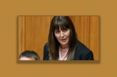 نماینده زن در پارلمان نیوزیلند