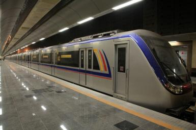 نقایص فنی خط ۷ مترو