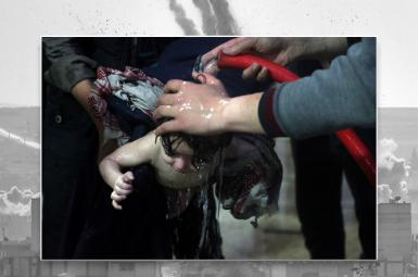 حمله شیمیایی به دوما