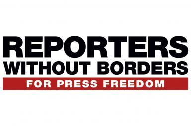 سازمان گزارشگران بدون مرز