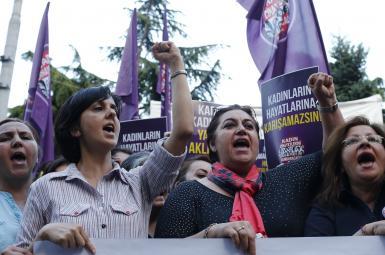 زنان ترکیه در دوران حزب عدالت و توسعه
