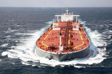 تانکر نفتی ایران