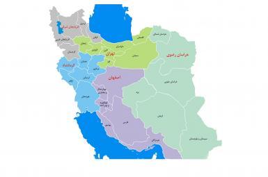 تقسیمات کشوری در ایران