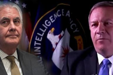 اخراج تیلرسون و انتصاب پومپئو به عنوان وزیرخارجه جدید آمریکا