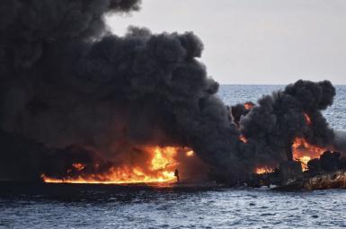 سانحه نفتکش ایرانی