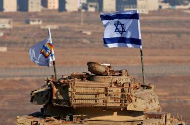 بمباران اسرائیل مواضع سوریه در قنیطره