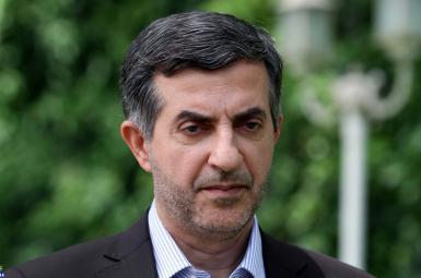 اسفندیار رحیممشایی، رئیس دفتر پیشین و از یاران نزدیک محمود احمدینژاد