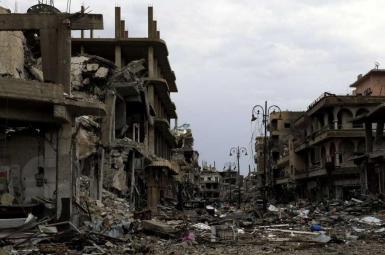 حملات هوایی  در سوریه و عراق