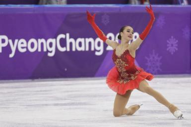آلینا زاگیتوا، اسکیت باز ۱۵ ساله روس