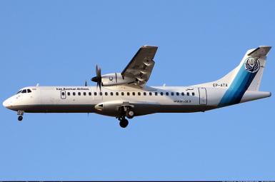 هواپیماهای« ATR۷۲ آسمان»