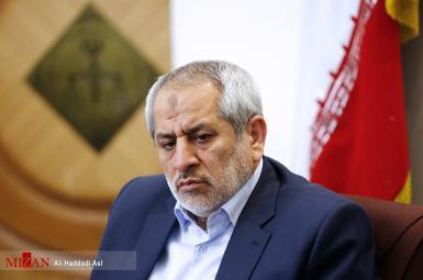 عباس جعفری دولتآبادی، دادستان تهران، در نشست آسیبشناسی اجتماعی