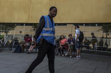اعتراضات دانشجویی جدید در فرانسه