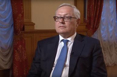سرگئی ریابکوف، معاون وزیر خارجه روسیه