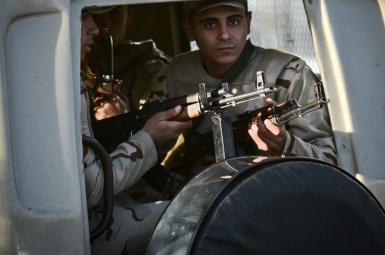حمله افراد مسلح در سینای مصر
