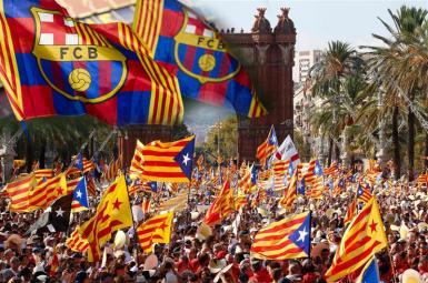 اعتصاب سراسری در ایالت کاتالان