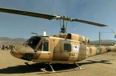 سقوط بالگرد ارتش در ارومیه