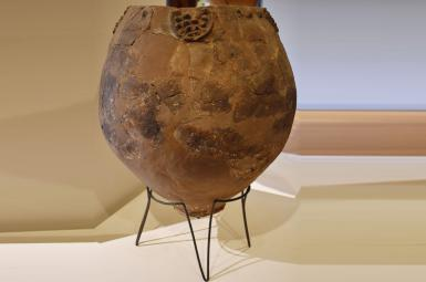 خمره گِلی 8 هزار ساله در کشور گرجستان