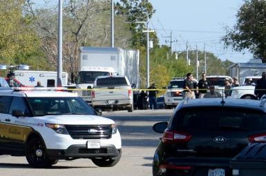 تیراندازی در یک کلیسا در منطقه «سادرلند اسپرینگز» ایالت تگزاس آمریکا