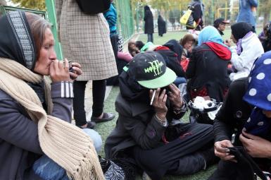 خطر افزایش مرگ ناشی از اعتیاد در بین زنان