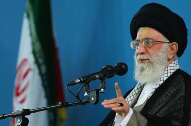 آیتالله خامنهای، رهبر جمهوری اسلامی ایران