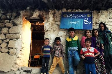 ترک تحصیل کودکان در ایران