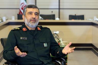 امیرعلی حاجیزاده، فرمانده هوافضای سپاه پاسداران