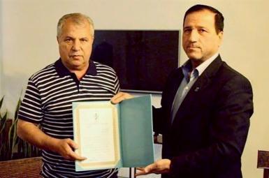 انتخاب علی پروین بعنوان سفیر ورزشهای همگانی